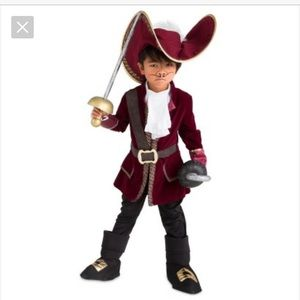Disney Captain Hook coat